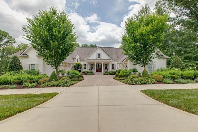 8495 Heirloom Blvd (Lot 6026), College Grove, TN 37046 (MLS #RTC2187958) :: Kimberly Harris Homes