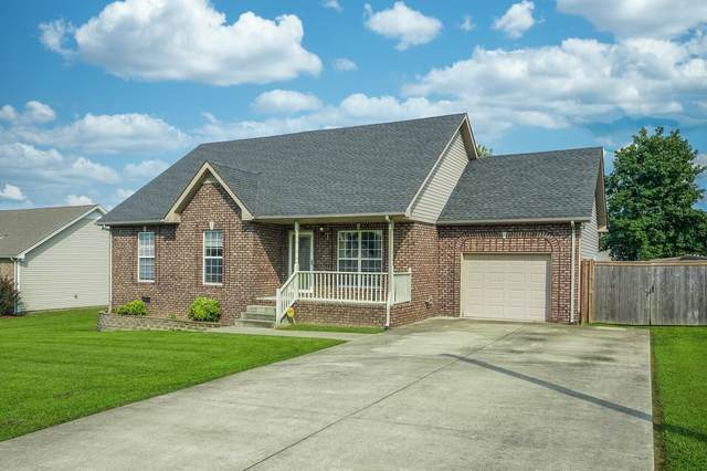 245 Clydesdale Ln, Springfield, TN 37172 (MLS #RTC2188022) :: Ashley Claire Real Estate - Benchmark Realty
