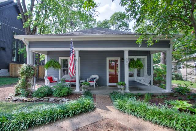 321 51st Ave N, Nashville, TN 37209 (MLS #RTC2188024) :: RE/MAX Homes And Estates