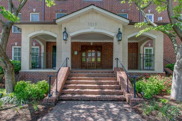 3210 W End Cir #303, Nashville, TN 37203 (MLS #RTC2188043) :: Village Real Estate