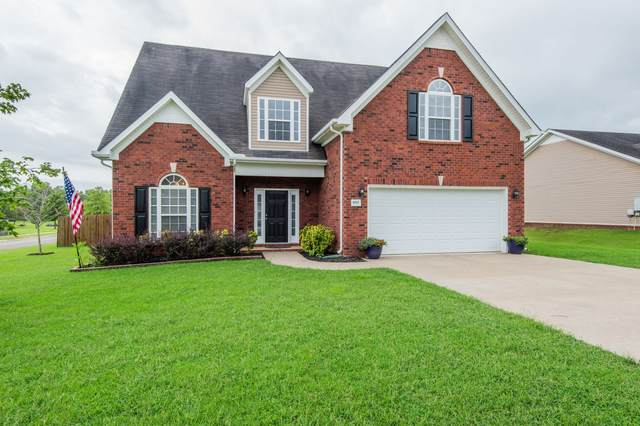 4045 Sequoia Trl, Spring Hill, TN 37174 (MLS #RTC2188123) :: Ashley Claire Real Estate - Benchmark Realty