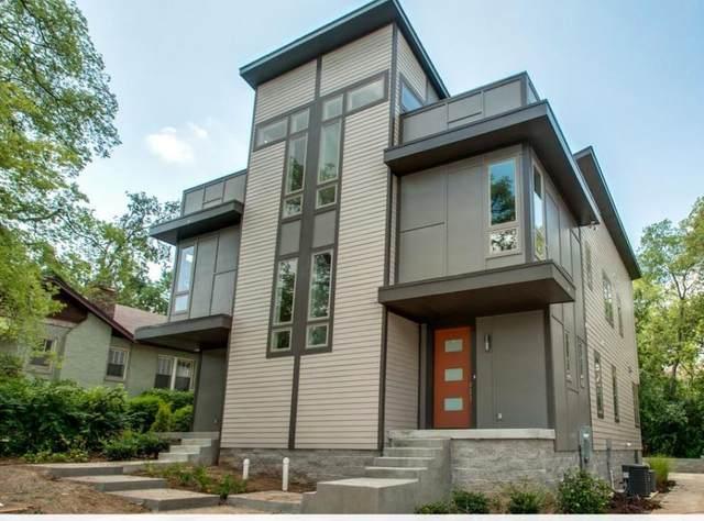 1810 Cahal Ave, Nashville, TN 37206 (MLS #RTC2188207) :: Village Real Estate