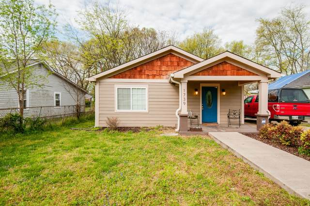 1739 22nd Ave N, Nashville, TN 37208 (MLS #RTC2188221) :: The DANIEL Team | Reliant Realty ERA