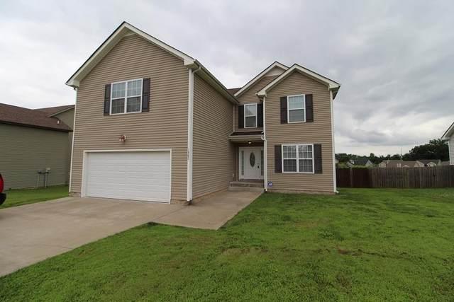 1367 Francesca Dr, Clarksville, TN 37042 (MLS #RTC2188380) :: Village Real Estate