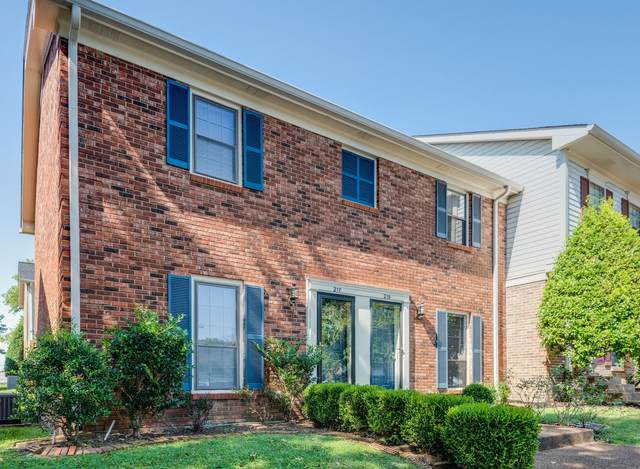 218 Brentwood Pt #218, Brentwood, TN 37027 (MLS #RTC2188396) :: Village Real Estate