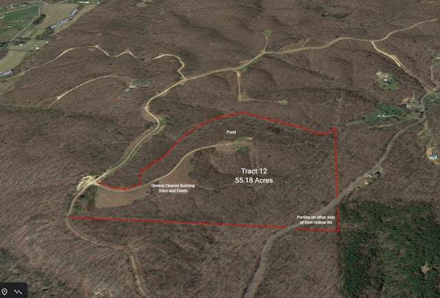 0 Keel Hollow Rd - Tract 12, Dover, TN 37058 (MLS #RTC2188434) :: Stormberg Real Estate Group