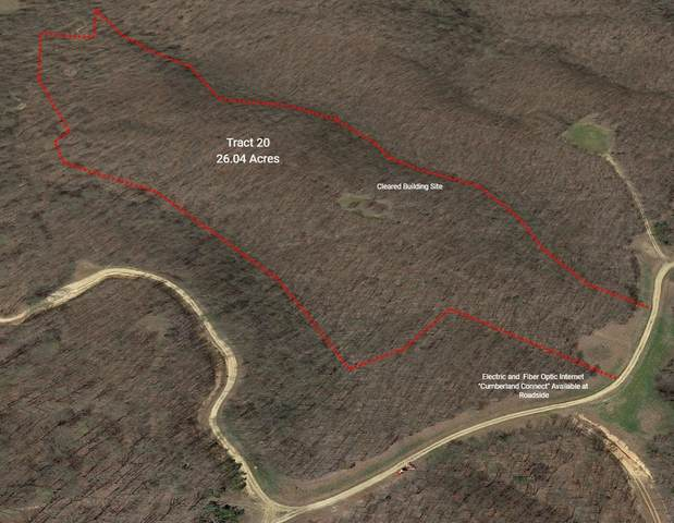 0 Keel Hollow Rd - Tract 20, Dover, TN 37058 (MLS #RTC2188442) :: Stormberg Real Estate Group