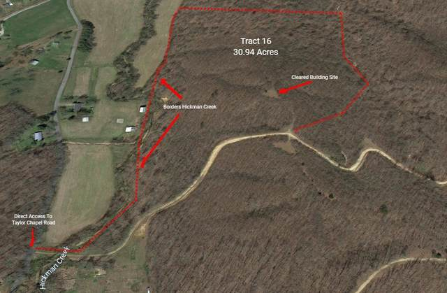 0 Keel Hollow Rd - Tract 16, Dover, TN 37058 (MLS #RTC2188444) :: Stormberg Real Estate Group