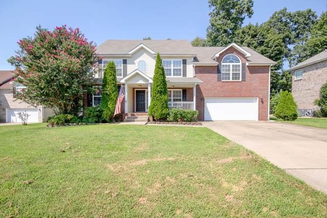 2489 Hattington Dr, Clarksville, TN 37042 (MLS #RTC2188492) :: RE/MAX Homes And Estates