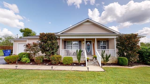 106 Saddlewood Dr, Shelbyville, TN 37160 (MLS #RTC2188494) :: Village Real Estate