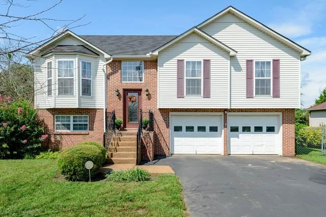 1609 Jeremy Dr, Columbia, TN 38401 (MLS #RTC2188657) :: Village Real Estate