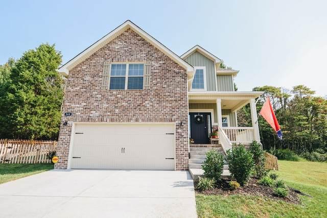 348 Brandywine Ln, Springfield, TN 37172 (MLS #RTC2188698) :: Ashley Claire Real Estate - Benchmark Realty