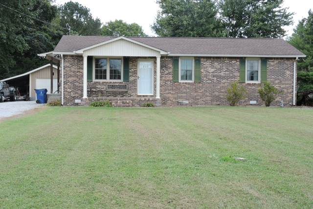 499 Hillcrest Rd, Manchester, TN 37355 (MLS #RTC2188745) :: FYKES Realty Group