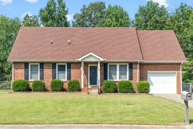 556 Donna Dr, Clarksville, TN 37042 (MLS #RTC2188826) :: Village Real Estate