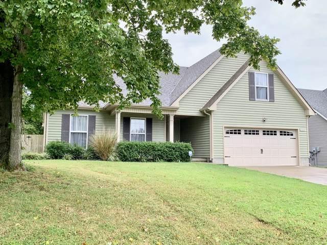 226 E Johnson Cir, Clarksville, TN 37040 (MLS #RTC2188901) :: Village Real Estate