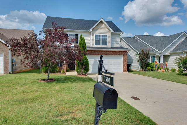 1510 Beaconcrest Cir, Murfreesboro, TN 37128 (MLS #RTC2188974) :: Village Real Estate
