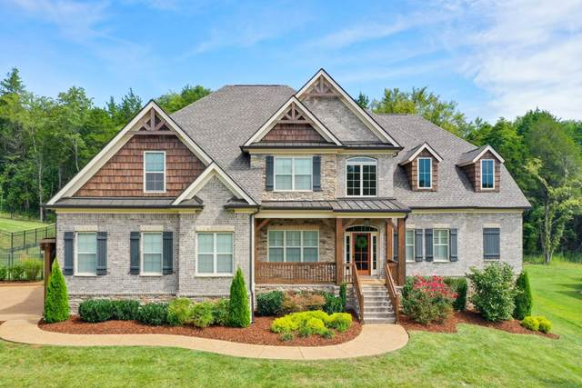 9610 Stonebluff Dr, Brentwood, TN 37027 (MLS #RTC2189038) :: The Group Campbell