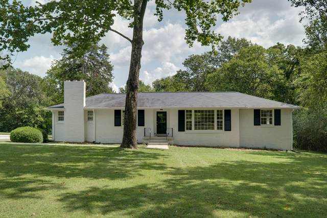642 Brook Hollow Rd, Nashville, TN 37205 (MLS #RTC2189226) :: The Group Campbell