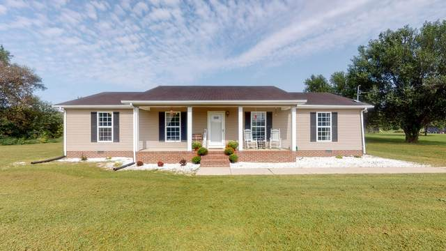 1588 Old Fayetteville Hwy, Lynchburg, TN 37352 (MLS #RTC2189272) :: Village Real Estate