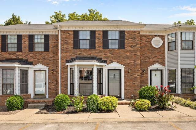 419 Claircrest Dr #48, Antioch, TN 37013 (MLS #RTC2189310) :: The Milam Group at Fridrich & Clark Realty