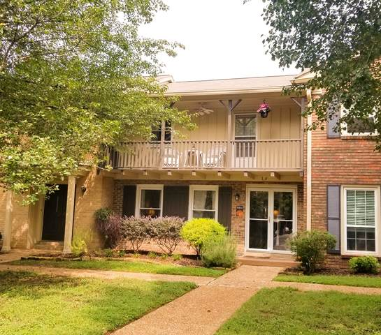 8207 Sawyer Brown Road L4, Nashville, TN 37221 (MLS #RTC2189331) :: The Milam Group at Fridrich & Clark Realty