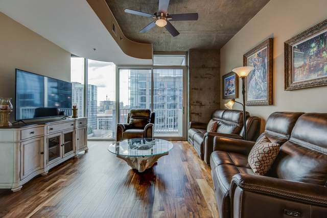 301 Demonbreun St #1717, Nashville, TN 37201 (MLS #RTC2189360) :: The Helton Real Estate Group