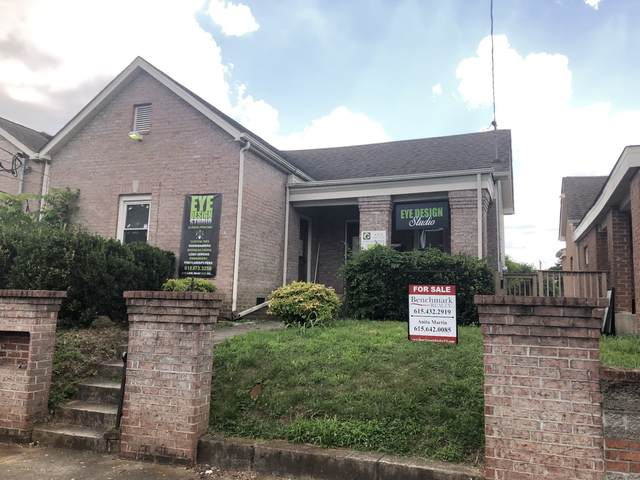 505 Fisk St, Nashville, TN 37203 (MLS #RTC2189387) :: Platinum Realty Partners, LLC