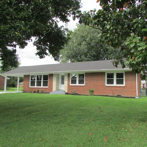408 Robins St E, Lawrenceburg, TN 38464 (MLS #RTC2189467) :: The Helton Real Estate Group