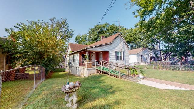 1507 10th Ave N, Nashville, TN 37208 (MLS #RTC2189471) :: The DANIEL Team | Reliant Realty ERA