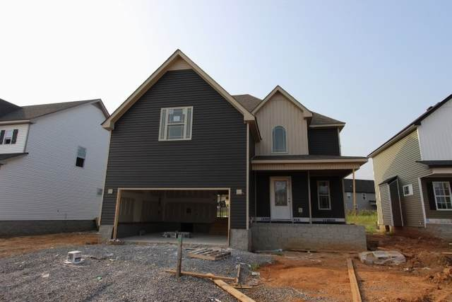 221 White Tail Ridge, Clarksville, TN 37040 (MLS #RTC2189520) :: CityLiving Group