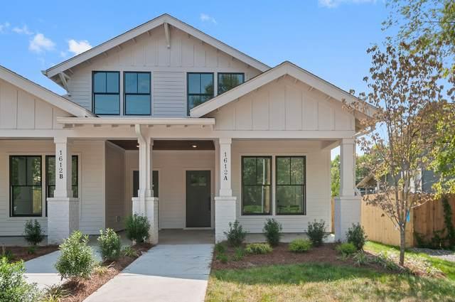 1612B Douglas Ave., Nashville, TN 37206 (MLS #RTC2189606) :: Village Real Estate