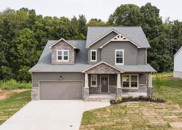 464 Farmington, Clarksville, TN 37043 (MLS #RTC2189651) :: Village Real Estate