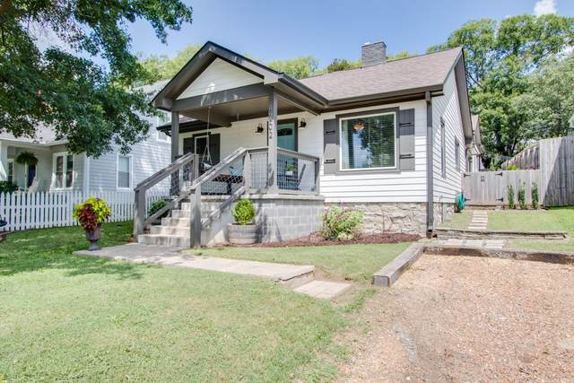 4202 Nevada Ave, Nashville, TN 37209 (MLS #RTC2189704) :: RE/MAX Homes And Estates