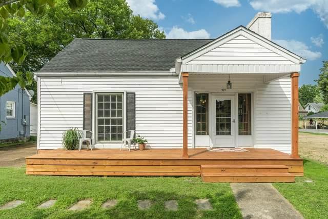 321 N Oak St, Springfield, TN 37172 (MLS #RTC2189742) :: FYKES Realty Group