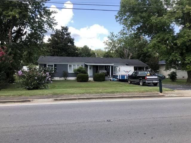 1620 Mill St, Pulaski, TN 38478 (MLS #RTC2189821) :: Village Real Estate