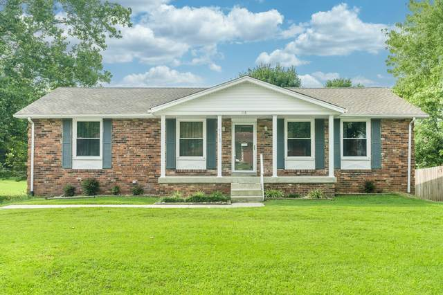 118 Pleasant Hill Dr, Springfield, TN 37172 (MLS #RTC2189867) :: RE/MAX Homes And Estates