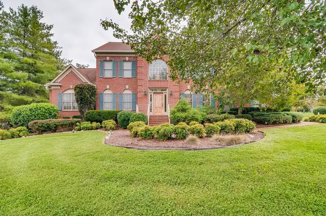 1716 Stillwater Cir, Brentwood, TN 37027 (MLS #RTC2189899) :: Village Real Estate