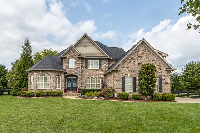 124 Laurel Grove Ct, Murfreesboro, TN 37129 (MLS #RTC2189932) :: The Group Campbell