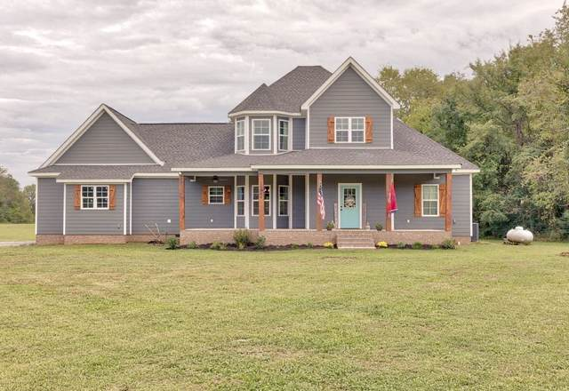 10848 Newtown Rd, Unionville, TN 37180 (MLS #RTC2189959) :: Village Real Estate