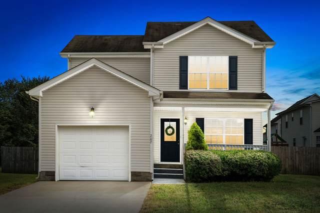 202 Alysheba Court, Oak Grove, KY 42262 (MLS #RTC2189965) :: RE/MAX Homes And Estates
