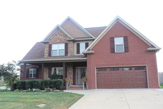 128 Bainbridge Dr, Clarksville, TN 37043 (MLS #RTC2189993) :: Village Real Estate