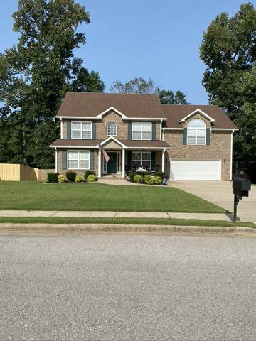 2513 Hattington Dr, Clarksville, TN 37042 (MLS #RTC2190004) :: Village Real Estate