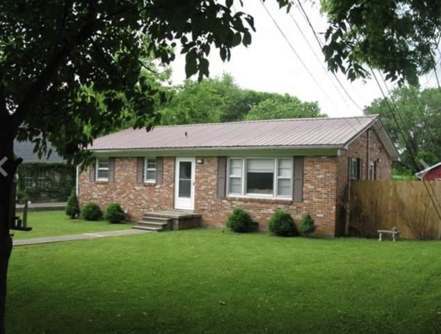 805 College St W, Fayetteville, TN 37334 (MLS #RTC2190006) :: Village Real Estate