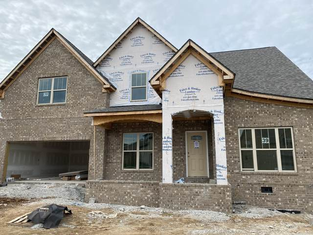212 Star Pointer Way-Lot 39, Spring Hill, TN 37174 (MLS #RTC2190007) :: The Kelton Group