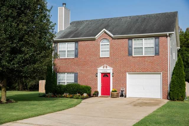 1244 Baker Creek Dr, Spring Hill, TN 37174 (MLS #RTC2190063) :: The Kelton Group