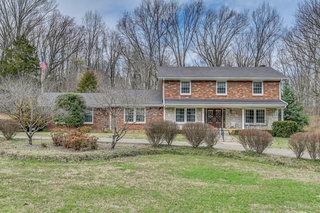 5720 Knob Rd, Nashville, TN 37209 (MLS #RTC2190064) :: RE/MAX Homes And Estates