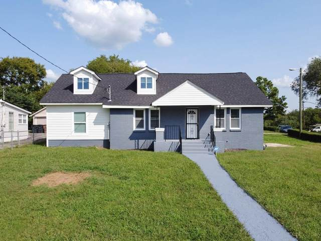 1511 Jones Ave, Nashville, TN 37207 (MLS #RTC2190099) :: Village Real Estate
