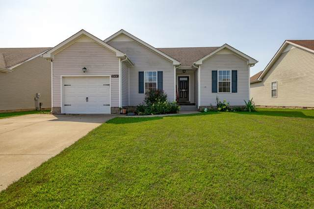 544 Fox Trot Dr, Clarksville, TN 37042 (MLS #RTC2190136) :: The Group Campbell