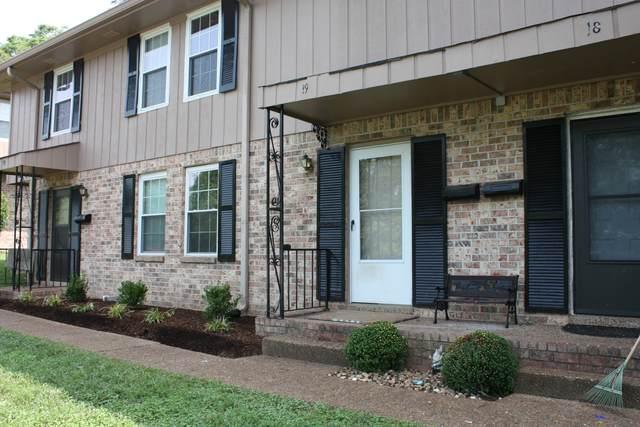 110 Bellevue Rd #19, Nashville, TN 37221 (MLS #RTC2190138) :: Hannah Price Team