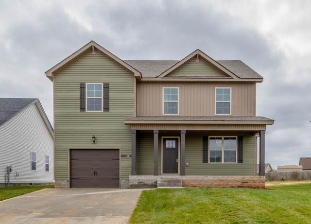 172 Bonnell Drive, Clarksville, TN 37040 (MLS #RTC2190162) :: The Milam Group at Fridrich & Clark Realty